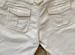 Белые брюки-клеш Karen Millen