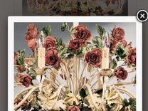 Люстра.Выстав.образцы.International Rose.L 5105/12