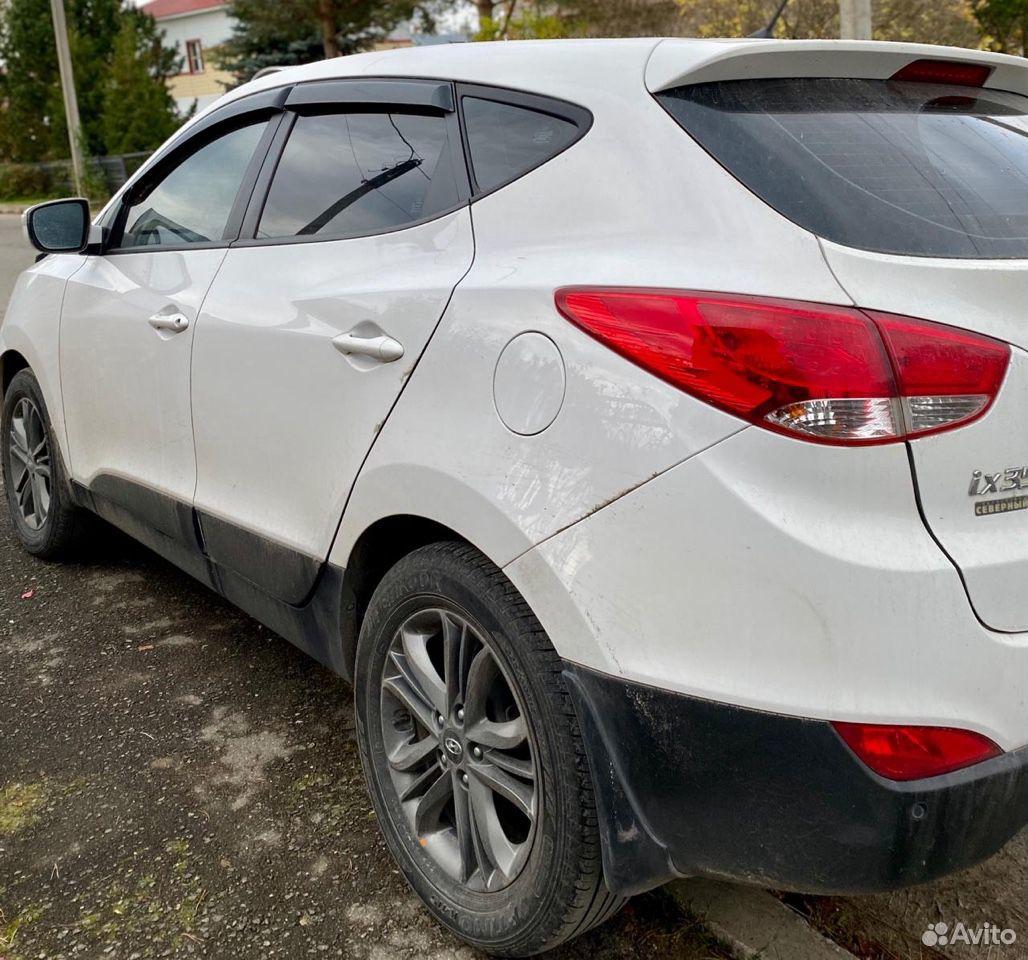 Hyundai ix35, 2014  89343431904 купить 2