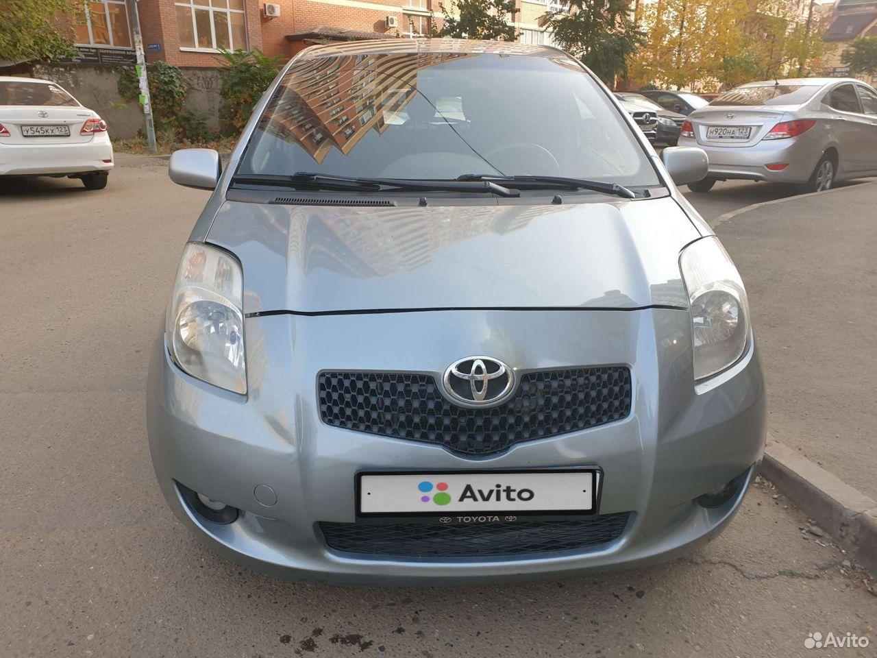Toyota Yaris, 2007  89883531601 купить 8