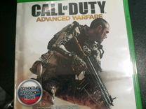 Call of duty advanced warfaer на Xbox one
