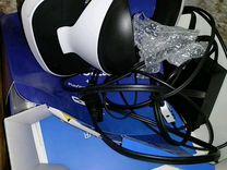 Playstation VR шлем виртуальной реальности +подаро