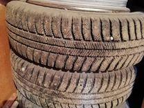 Зимние колеса р 14 на ваз — Запчасти и аксессуары в Саратове