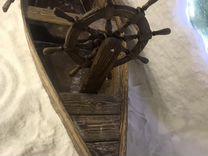 Интерьер, лодка декоративная — Коллекционирование в Екатеринбурге