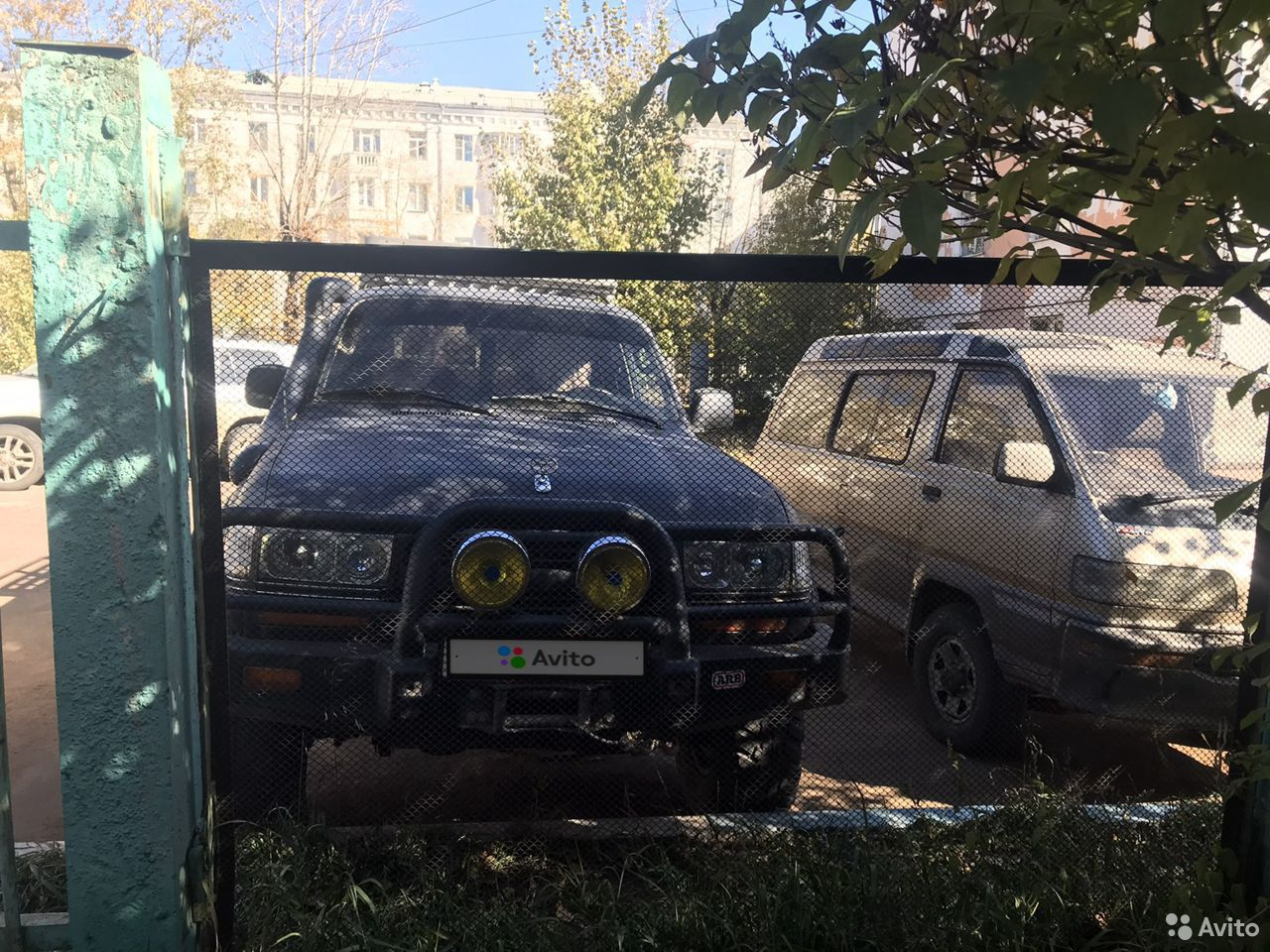 Toyota Land Cruiser, 1993  89681481955 купить 5