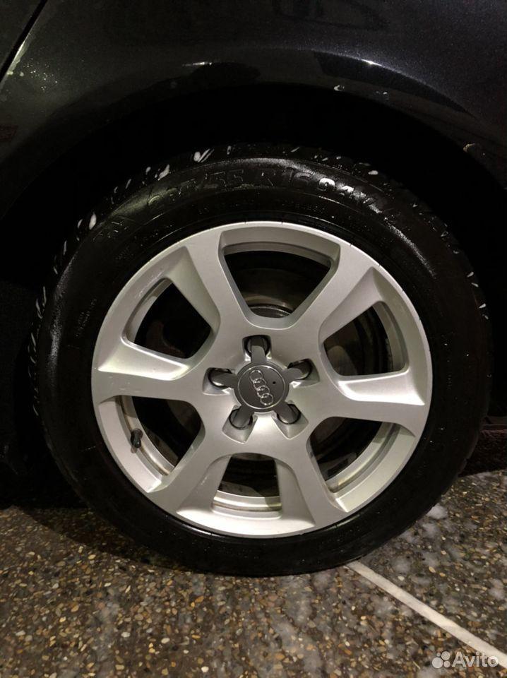 Диски с резиной R16 Audi A4 B8