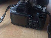 Зеркальный фотоаппарат Canon 1100D — Фототехника в Петрозаводске