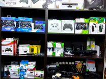 Джойстик (геймпад) PS4, PS3, PS2, Xbox360, XboxOne