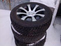 Зимние колеса R14 на Ваз(на штампах и на литье) — Запчасти и аксессуары в Саратове