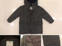 Куртка зимняя Zara boys