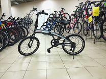 Дорожный складной велосипед Pioneer