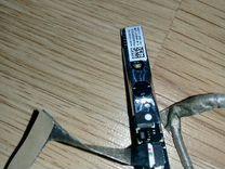 Шлейф дисплея ноутбук Asus x53u