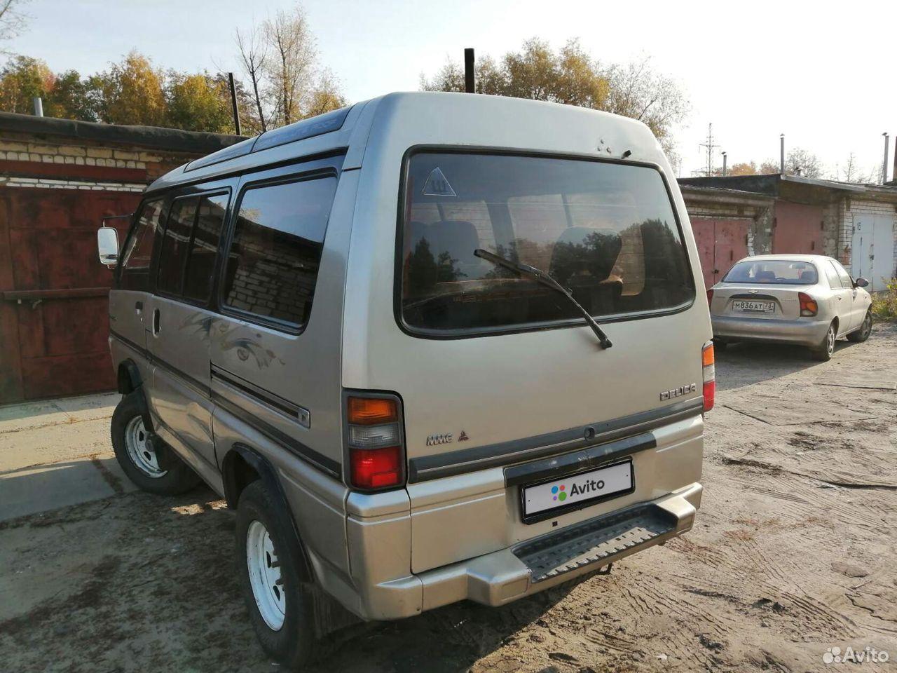 Mitsubishi Delica, 1990  89063919778 купить 8