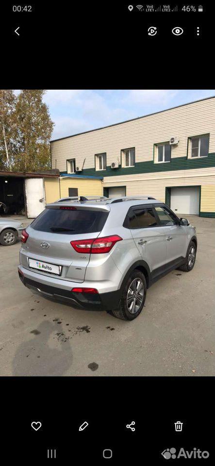 Hyundai Creta, 2017  89098261192 купить 6