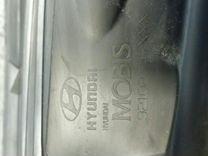 Hyundai Solaris фара правая