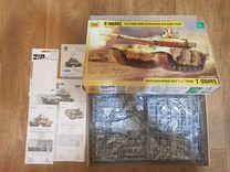 """3675 танк """"Т-90мс""""+дополнения.Сборная модель"""