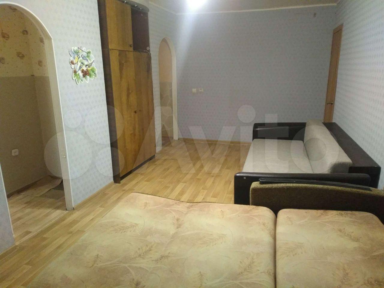 Комната 45 м² в 2-к, 3/4 эт.