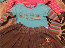 Одежда для девочки 3-4 года