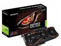 Видеокарта gigabyte GeForce GTX 1080 windforce OC — Товары для компьютера в Брянске