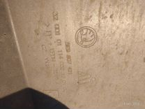Skoda Octavia A7 Combi Бампер задний оригинал