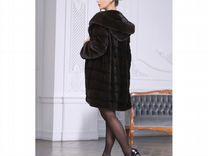 Норковая Шуба, блэкглама — Одежда, обувь, аксессуары в Москве