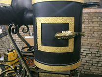 Мангал каптилня печь 3в1