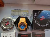 Casio G-Shock GA-100 новые гарантия 2 года