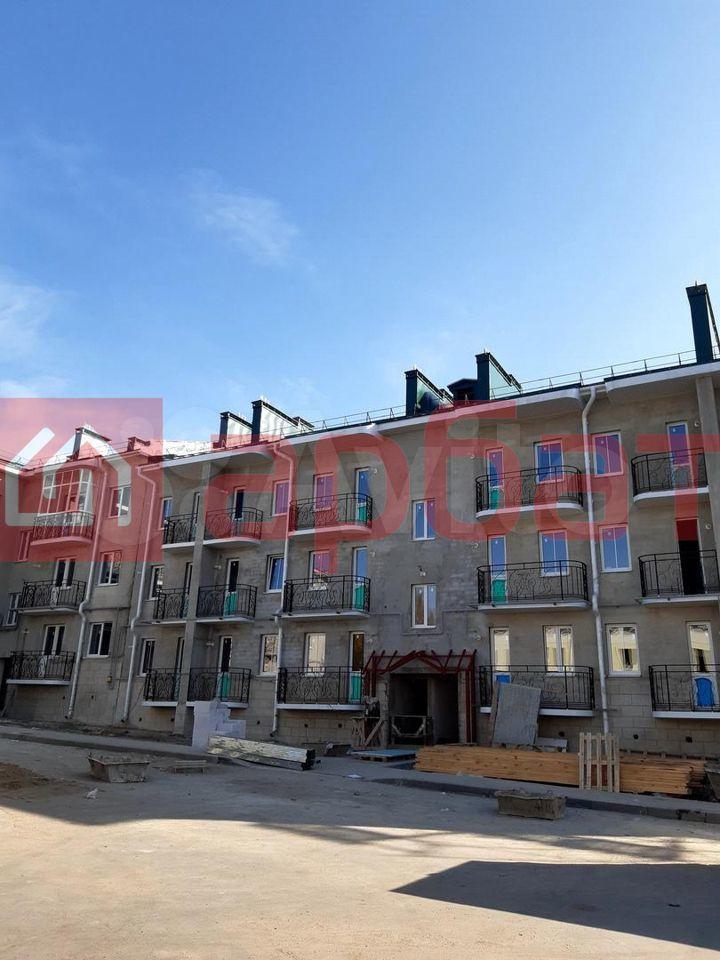 2-к квартира, 30 м², 3/3 эт.  89065219069 купить 7